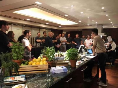 Hong Kong Chefco Workshop – Sustainable Seafood !