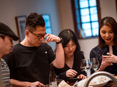 Cultures of Food Dinner 活动回顾 | 多元创意美食研讨会