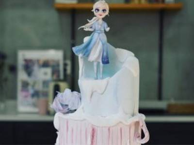 主厨专访| 蛋糕设计师 Abbie Liu  |  Cake Designer Interview